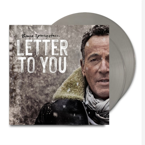 Springsteen, Bruce - Letter To You (Indie Exclusive Limited Edition Gray 2LP)