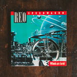 REO Speedwagon - Wheels Are Turnin' (Pre-Loved)