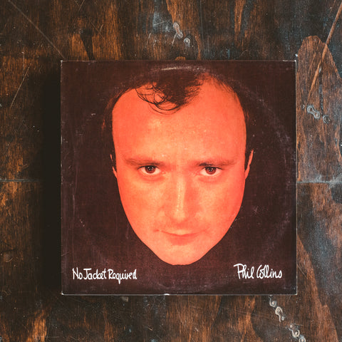 Collins, Phil - No Jacket Required (Pre-Loved)