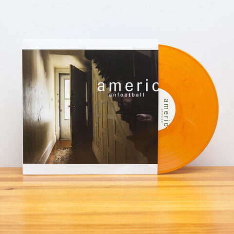 American Football - American Football (LP2) (180 Gram, Orange Vinyl, Digital Download)