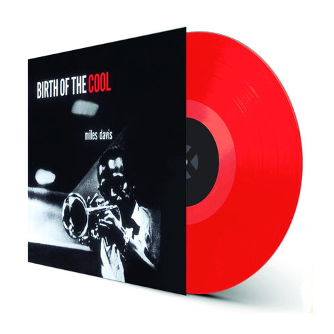 Davis, Miles - Birth of the Cool (180G DMM Remaster/Clear Red Vinyl)