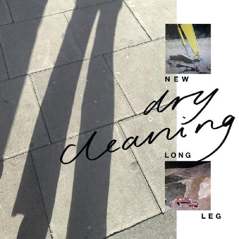 Dry Cleaning - New Long Leg (Yellow Vinyl)