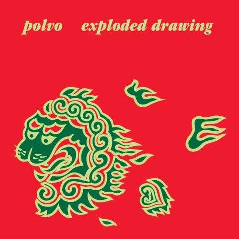 Polvo - Exploded Drawing (Reissue)