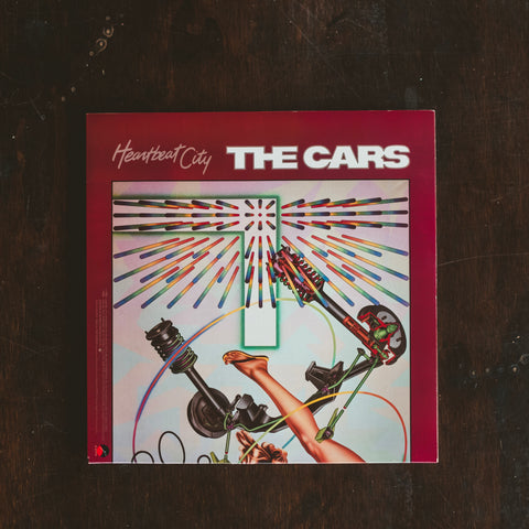 Cars, The - Heartbeat City (Pre-Loved)
