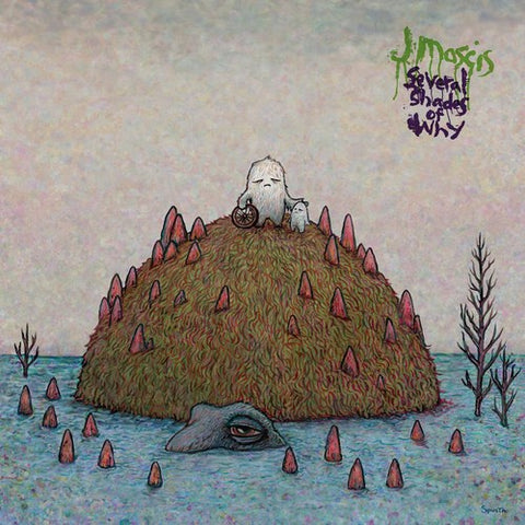 Mascis, J - Several Shades of Why (Black)