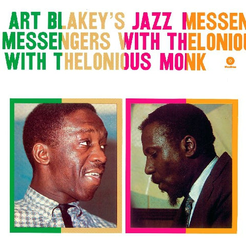 Blakey, Art & The Jazz Messengers - Art Blakey's Jazz Messengers with Thelonious Monk (180 Gram)