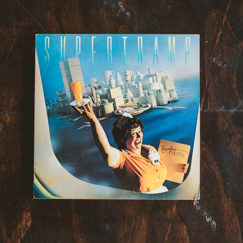 Supertramp - Breakfast in America (Pre-Loved)