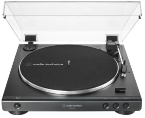 Audio Technica AT-LP60XUSB-BK