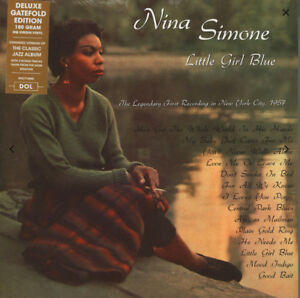 Simone, Nina - Little Girl Blue (Gatefold, 180 Gram, Import)