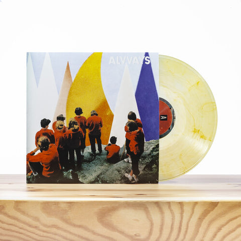 Alvvays - Antisocialites (180 Gram, Clear w/ Yellow Smoke)