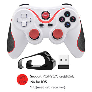 Data Frog Wireless Bluetooth Gamepad Game Controller For iphone Android Phone For PS3 PC TV Box