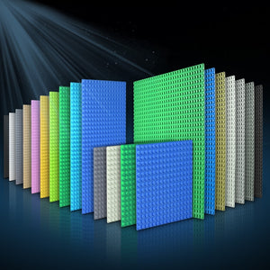 32*32 Dots Classic Base Plates Compatible LegoINGlys Baseplates City Dimensions Building Blocks