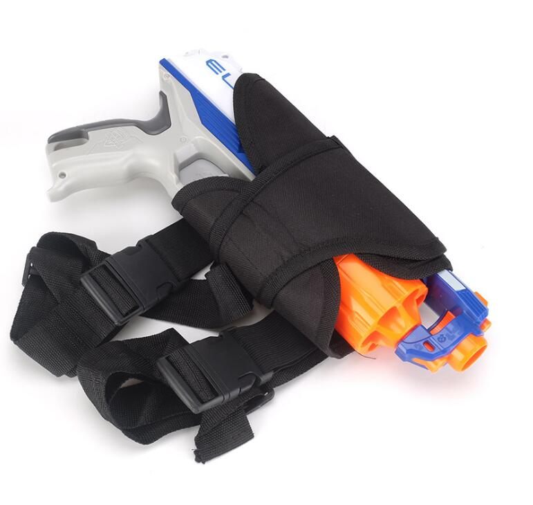 Kids Tactical Waist Bag and Dart Wrister Kit for Nerf Guns N-strike Elite Series Blaster