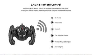 JJRC Q70 RC Remote Radio Control 2.4GHz 4WD Twist- Desert Cars Off Road Buggy High Speed Climbing