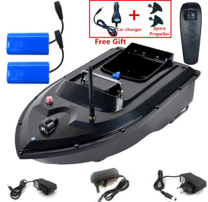 180Mins 500m Distacne RC Remote Control Fishing Bait Boat Fish Finder Ship Boat With Charger