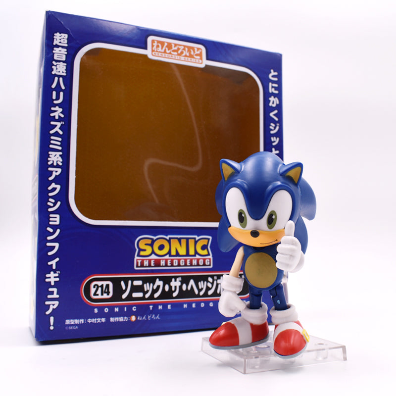 Sonic Figures Toy Pvc Toy Sonic Shadow Tails Characters Figure Toys For Children Animals Toys