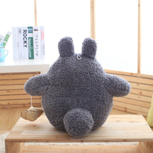 kawaii Japanese style anime cat stuffed animal doll totoro pillow cushion plush toys for kids