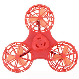 Bonitronic Flying Fidget Spinner Tiny/Mini Toy Drone Boomerang Autism Anxiety Stress Relief Gift