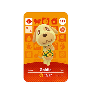 Animal Crossing Amiibo New Horizons for NS games Amibo Switch/Lite Amiibo Card NFC Welcome Cards