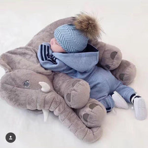 Kids Elephant Soft Pillow Large Elephant Toys Stuffed Animals Plush Toys Baby Plush Doll Infant Toys Children Gift