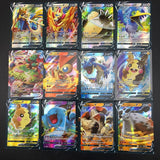 Best Selling Children battle  Game Card GX EX Collection trading  pokemones Cards For Funs Gift Children English version Toy