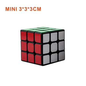 QiYi Sail 3x3x3 Professional Magic Cube Fast Speed Rotation High Quality Cubos Magicos Speed Cube