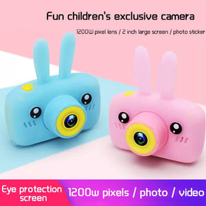 Children Mini Camera Full HD 1080P Portable Digital Video Camera 2Inch Screen Children Study Camera