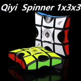 QiYi Mofangge Spinner Cube 1x3x3 Speed Magic Puzzle Fingertip Cubo Magico Educational Learning Toys