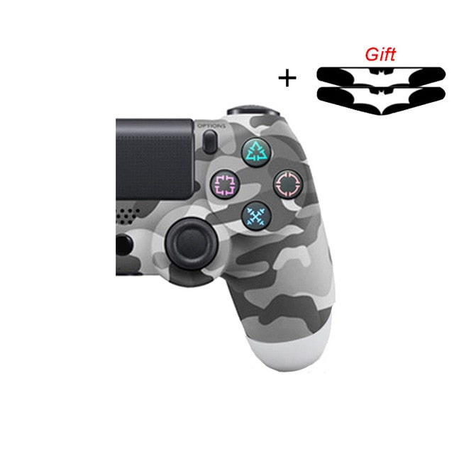 Bluetooth Wireless Joystick for PS4 Controller Fit For mando ps4 Console For Playstation Dualshock 4 Gamepad For PS3