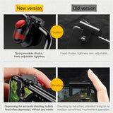 Baseus Gamepad Joystick PUBG Joypad Trigger Fire Button Aim L1R1 Shooter Mobile Phone Controller