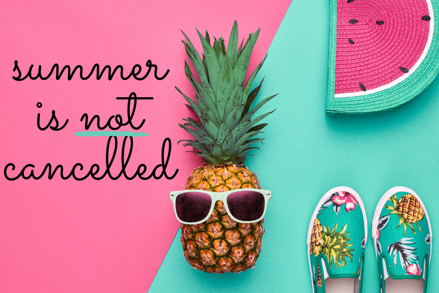 July Lady Box - Summer is NOT Cancelled!