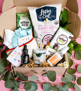 12-Month Subscription of Lady Box