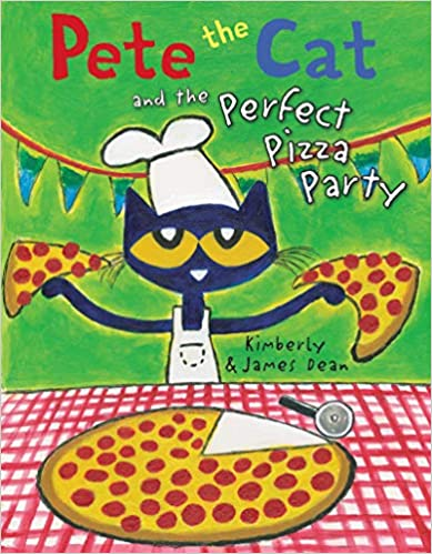 Pete the Cat and the Perfect Pizza Party - OUR FAVORITE BOOKS CELEBRATING DIVERSITY