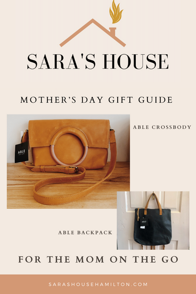 sara's house mothers day gift guide
