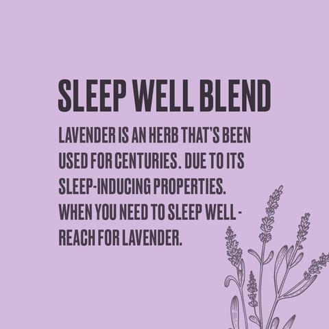 Sleep Well Lavender Herbal Mix