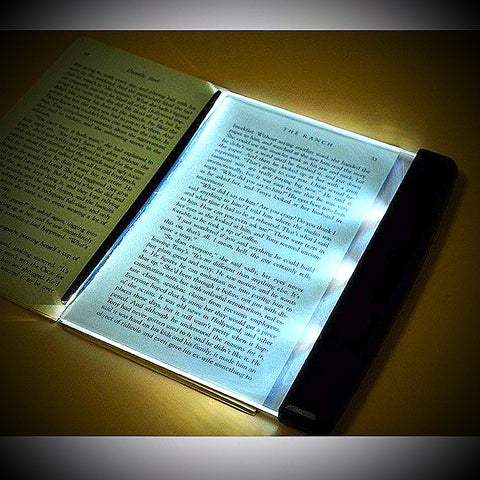 LED Book Lamp Night Light for reading. Free Worldwide Shipping!