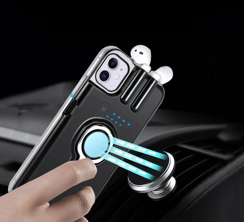 Air Pod Charging Case for iPhone. LuxMo Shop Accessories/Gadgets. Free Worldwide Shipping.