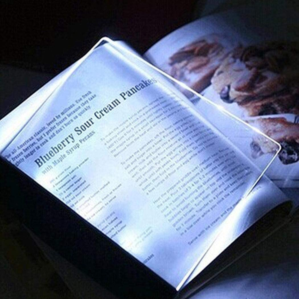 Portable LED Book Lamp Night Light - LuxMo
