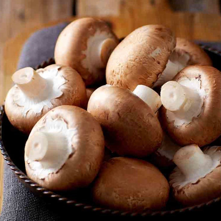 MUSHROOMS CHESTNUT (approx 500g)