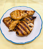 Grilled Chicken with Balsamic Rosemary Marinade