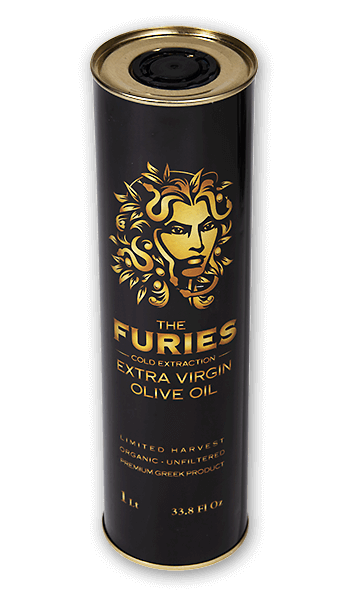 Organic Extra Virgin Greek Olive Oil