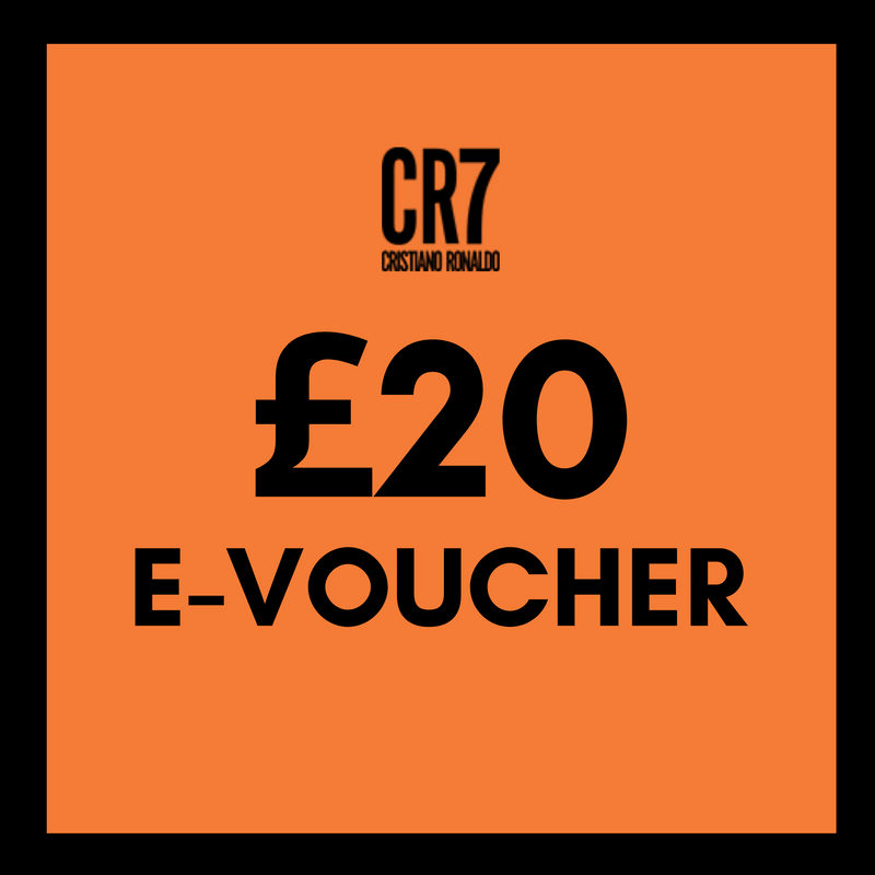 CR7 Fragrances Gift E-Voucher