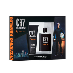 CR7 Game On 50ml Eau de Toilette & Shower Gel Gift Set