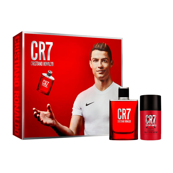 <span>CR7</span> Eau de Toilette & Body Gift Set (Deo)