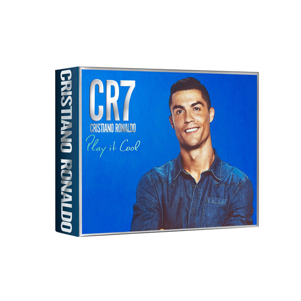 <span>CR7 Play It Cool</span> Eau de Toilette & Body Gift Set (Shoebox)