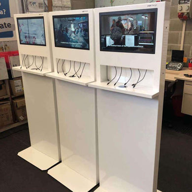 Phone Charging Station Luxury - Advertising Screen