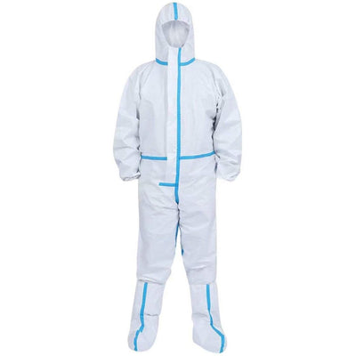 Disposable-Medical-Coveralls
