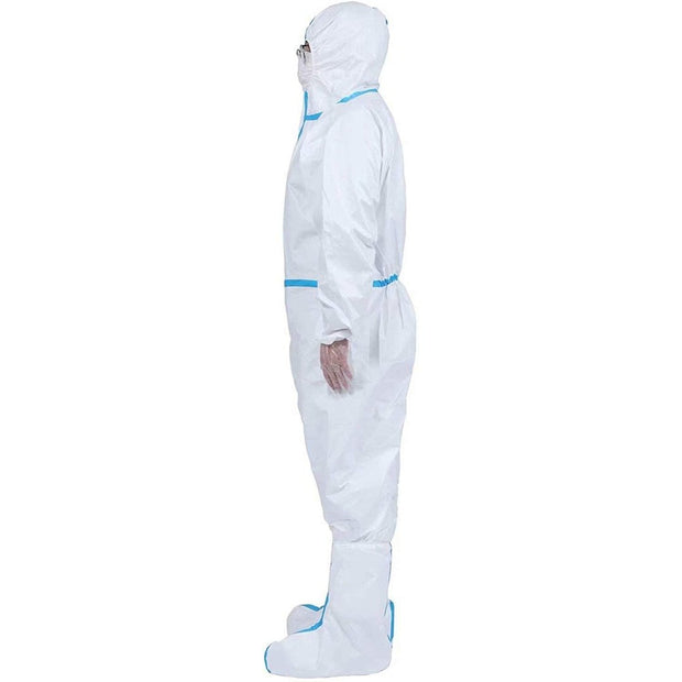 Disposable Medical Coveralls - PharmaQore