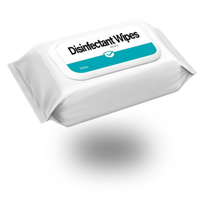 Multi-Surface Disinfectant Wipes - PharmaQore
