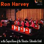 Ron Harvey in the Empire Room   KCD 9297